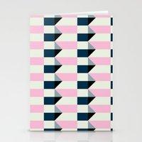 Crispijn Pink & Blue Stationery Cards