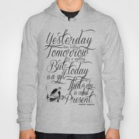 Yesterday Is History. Hoody