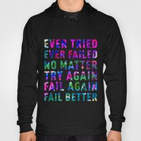 Fail Better Hoody