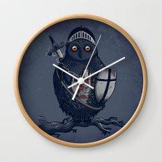 Night Watchman Wall Clock