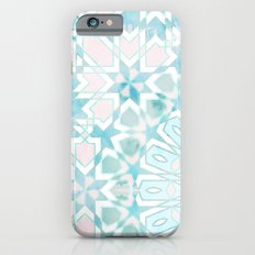 Fez Moroccan Tiles {4E} Slim Case iPhone 6s