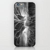 Black and White - No escape iPhone 6 Slim Case