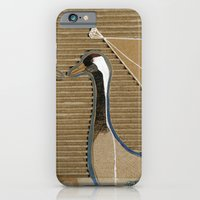iPhone & iPod Case featuring cranes by Amylin Loglisci