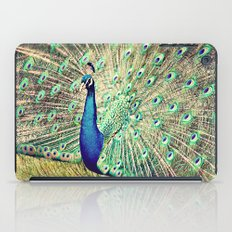 Pretty as a Peacock iPad Case