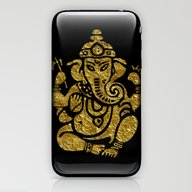 iPhone & iPod Skin featuring The Lord Of Success by Haroulita