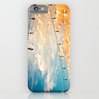 iPhone & iPod Case featuring Calm Before The Storm by Phil Provencio
