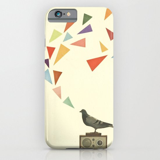 Pigeon Radio iPhone & iPod Case