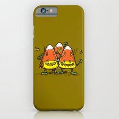 Candy Corn Bots Slim Case iPhone 6s