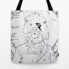 Richard Coeur Tote Bag