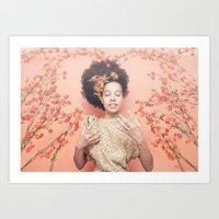Crown & Glory - (Valentine's Day Discount) Art Print