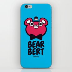 Bearbert iPhone & iPod Skin