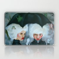 Heavy Enough to Fall Laptop & iPad Skin
