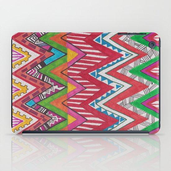 Peruvian Waves iPad Case