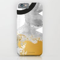 iPhone Cases featuring Abstract Inspiration  by PetekDesign