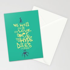 The Hype Stationery Cards