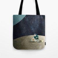 The Space Gardener Tote Bag
