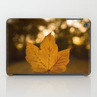 One Leaf - Autumn iPad Case