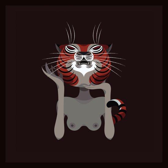 Wildlife - tiger Art Print