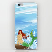 ARIEL iPhone & iPod Skin