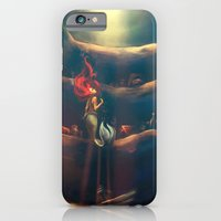 hand iPhone & iPod Cases featuring Someday by Alice X. Zhang