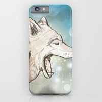iPhone & iPod Case featuring Scattered by Jo Cheung Illustration