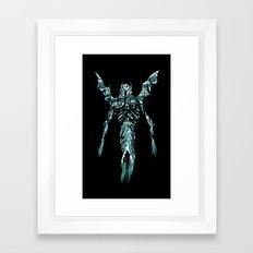 Demonwood Framed Art Print