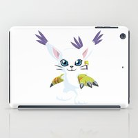 DIGIMON - Gatomon iPad Case