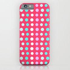 Polka Dots Slim Case iPhone 6s