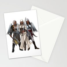 Warrior Angels Stationery Cards