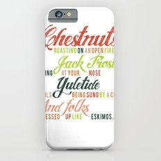 Christmas Song iPhone 6 Slim Case