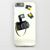 Camera & Film iPhone 6 Slim Case