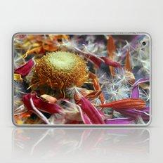 Flower Deconstruction 1 Laptop & iPad Skin