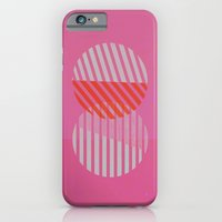 Two Circles iPhone 6 Slim Case