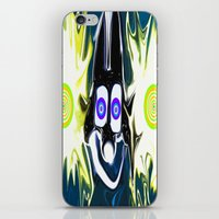 Veuliah iPhone & iPod Skin