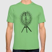 still drunk Mens Fitted Tee Grass SMALL