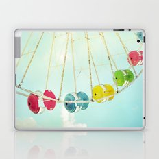 Wheel of Happiness Laptop & iPad Skin