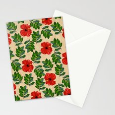 No more peonies Stationery Cards