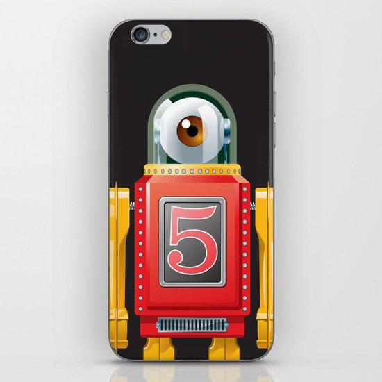 Hellobot 2 iPhone & iPod Skin
