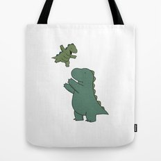 Rory & Dad Tote Bag