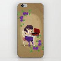 Retro Sailor Saturn iPhone & iPod Skin