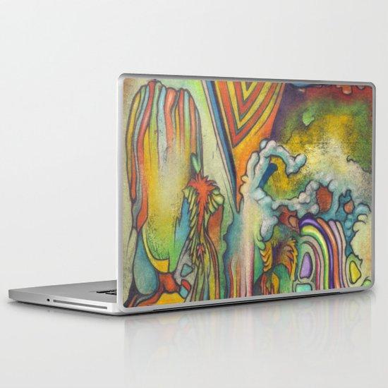 Octopi Nebulae Laptop & iPad Skin