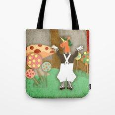 Oompa Loompa Unicorn Tote Bag
