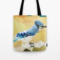 Arctic Bird! Tote Bag