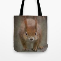 Never Argue With Big Red… Tote Bag
