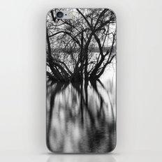 Magic reflections iPhone & iPod Skin