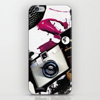 :: LOMO JUNKIE iPhone & iPod Skin