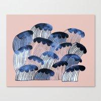 Tyrsky Myrsky Canvas Print