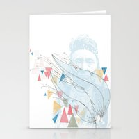 native Stationery Cards featuring Native by bri musser
