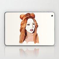 Monster Goddess Laptop & iPad Skin