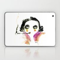 Mme Zuzu Laptop & iPad Skin